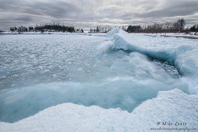 Sugarloaf Cove ice plates