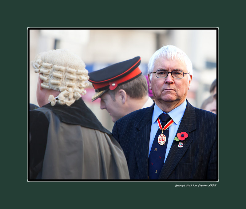 Sir Bob Russell MP for Colchester
