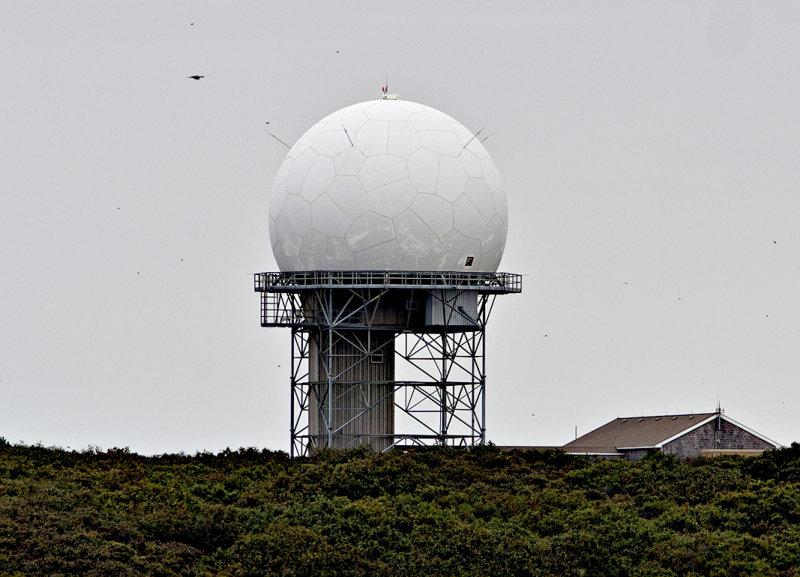 ARSR-4 Radar Tower - North Truro Air Force Station