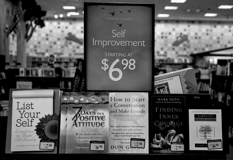 A bargain for life. :) - 2013 January Challenge B&W #13