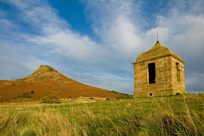 Roseberry Topping and Folly