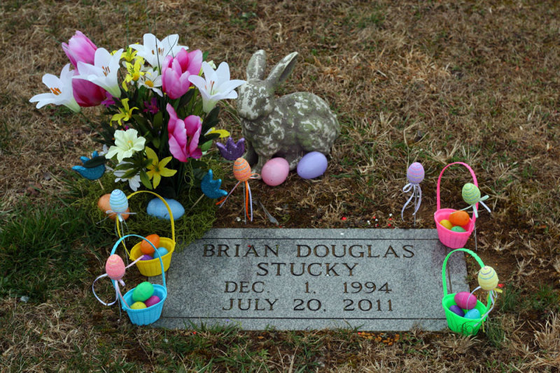 Decorated for Easter