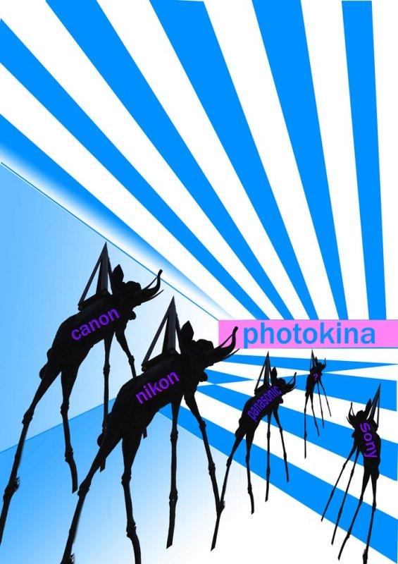 photokina stampede