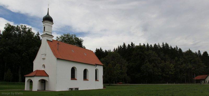 Kapelle Maria Stock, Fuchstal, Germany