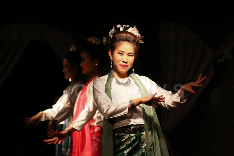 Northern Thai dance