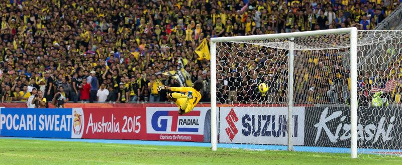 Malaysias M. Farizal