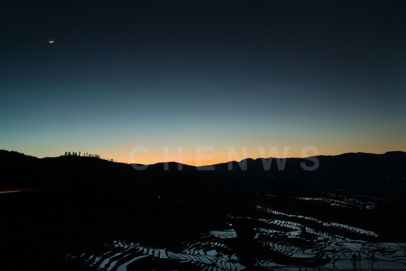 Crescent moon, MaLiZhai