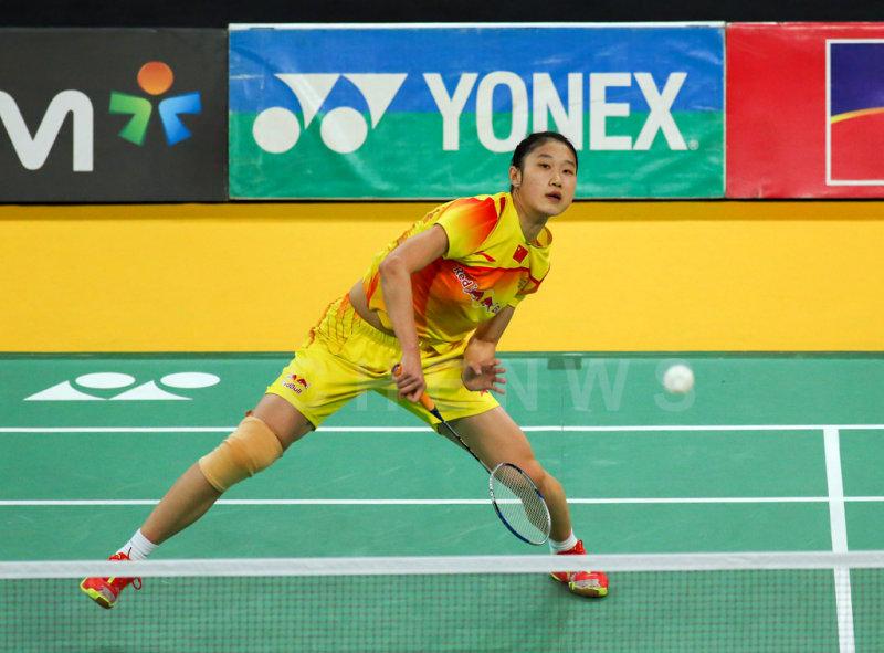 Chinas Yu Sun