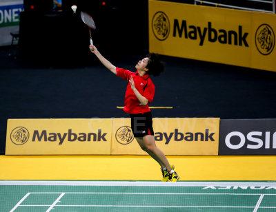 Hong Kongs Cheung Ngan Yi