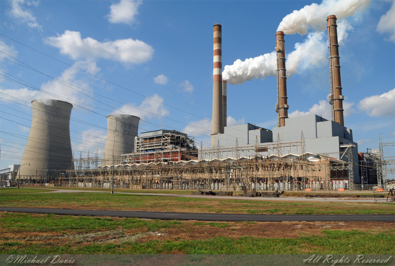 Tennessee Valley Authority - Paradise Fossil Plant