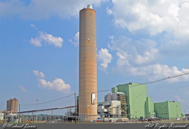 Big Rivers Electric - D. B. Wilson Steam Plant