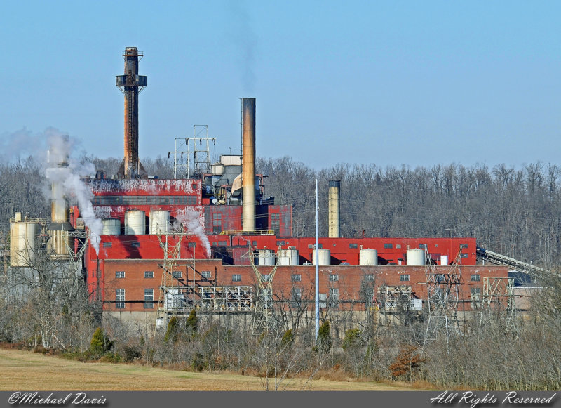 Kentucky Utilities - Green River Generating Station
