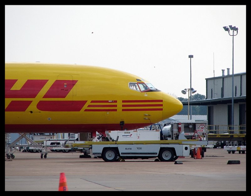 DHL Cargo Boeing 727-200 (N742DH)