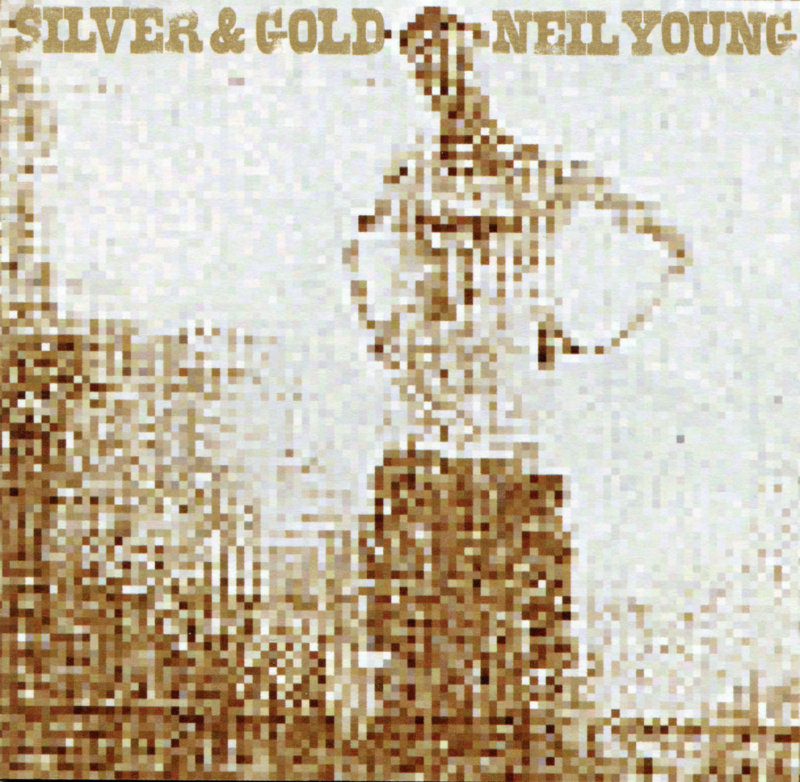Silver & Gold ~ Neil Young (CD)