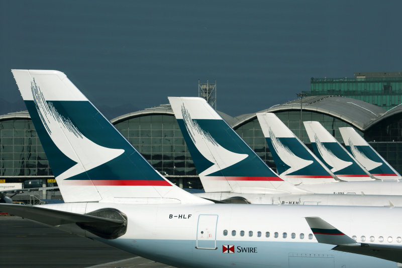 five forces analysis cathay pacific