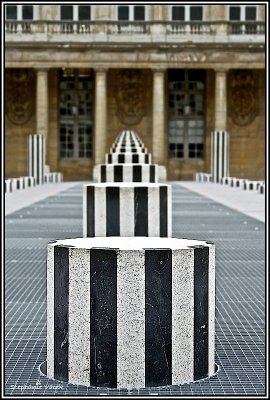 Palais Royal ~ Paris