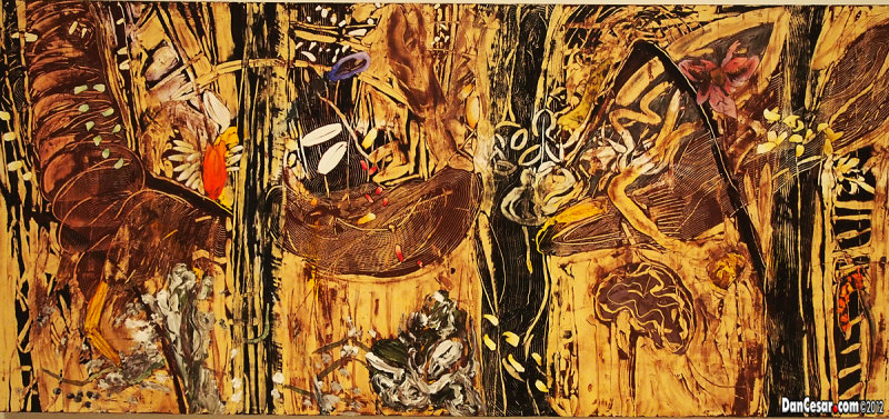 Autumn, 1988, Jim Waid, American, born 1942