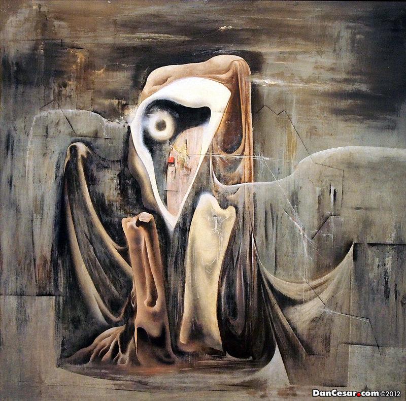 Hollow Man, 1946-49