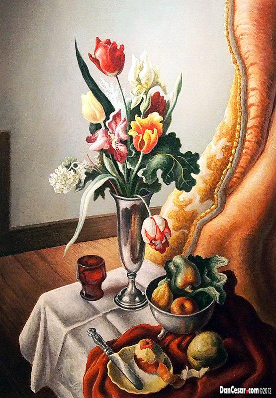 Silver Vase, 1945
