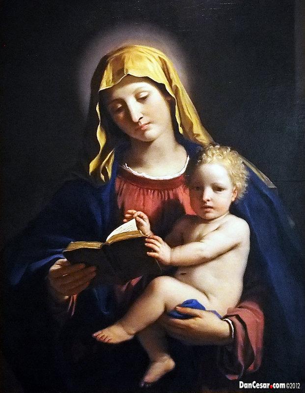 Madonna and Child, 1636