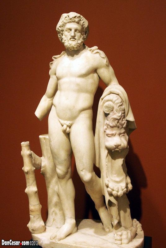 Hercules, Roman, A.D. 100-200