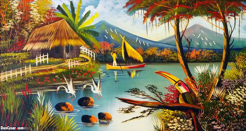 Art in Nicaragua