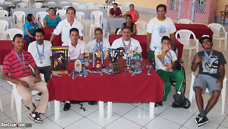 Honored Athletes from San Juan del Sur