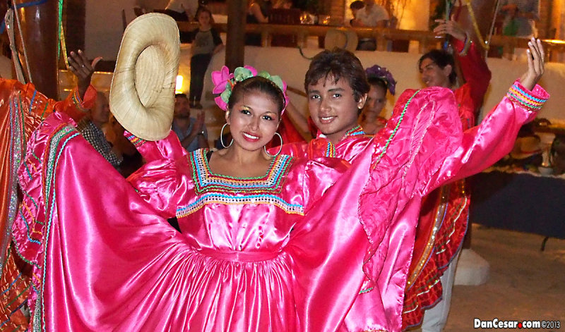 Folkloric Dancing