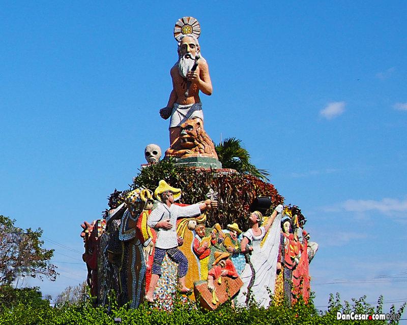 Saint San Sebastian Monument