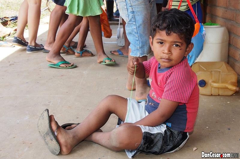 Child in Rural Nicaragua