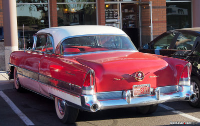 1956 The Four Hundred Packard