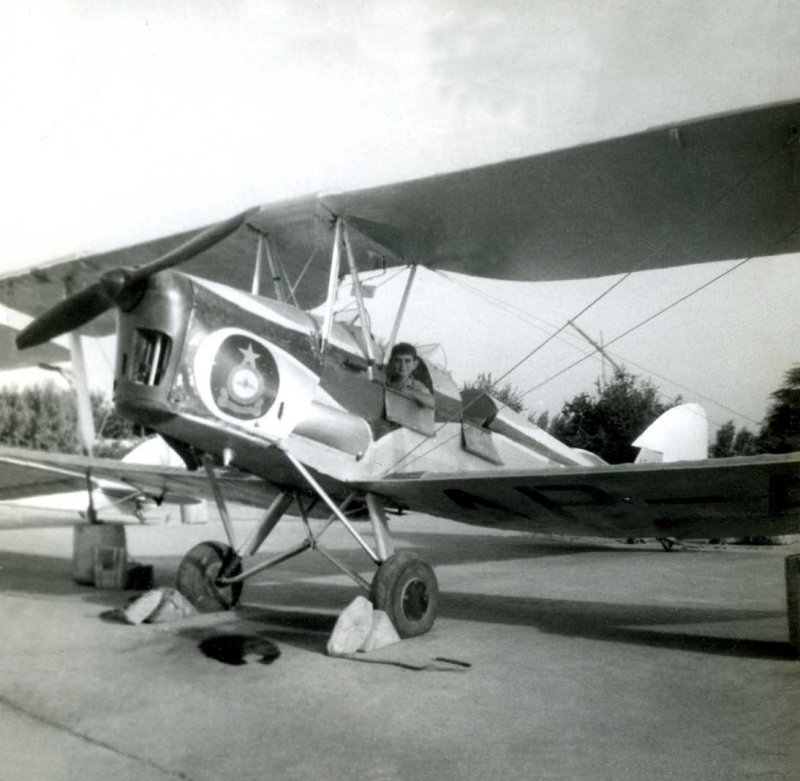 Tiger Moth - Pakistan