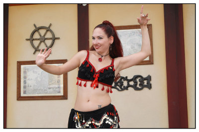 Heartbeat Drums Belly Dance