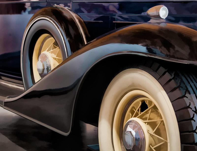 33 Cadillac