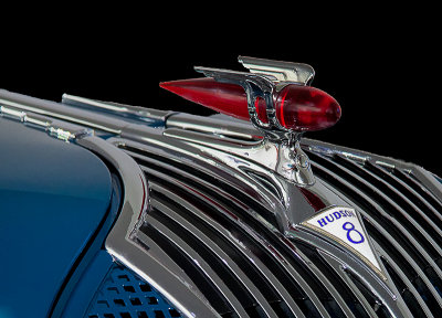1936 Hudson C5 Custom Eight