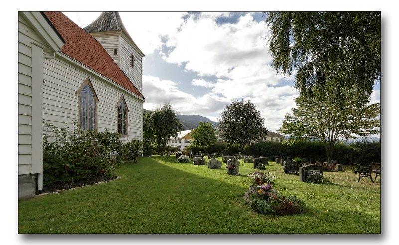 The Church of Utvik