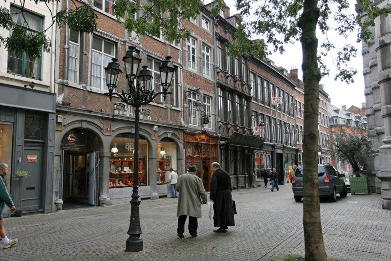 Hottolfiades 2006 - Visite de la ville de Namur
