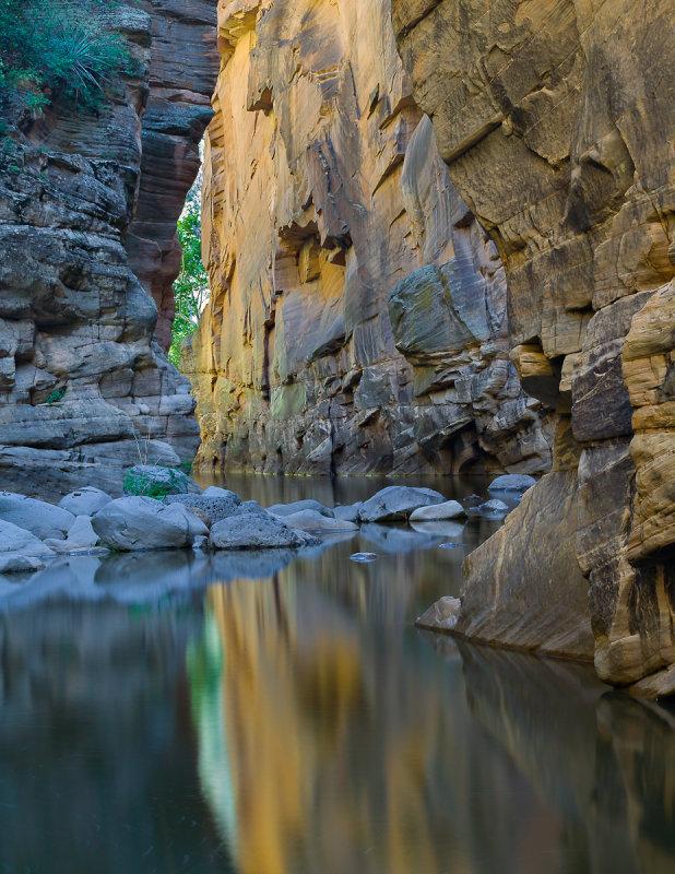 The White Box, West Clear Creek, Arizona