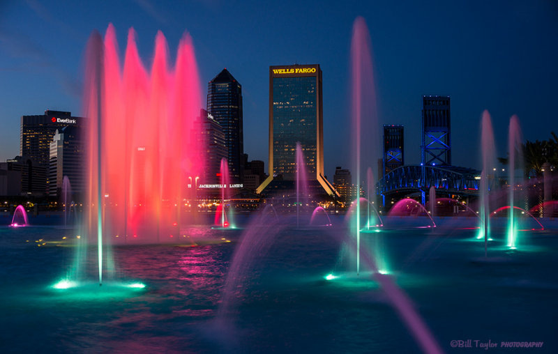 Jacksonville Friendship Fountain