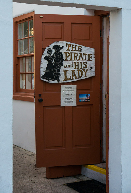 The Pirate and his Lady