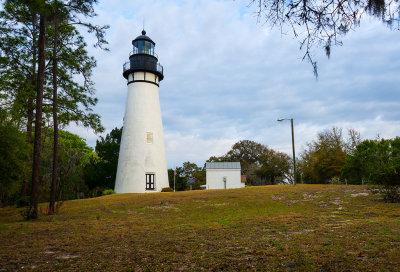 The Amelia Island Light