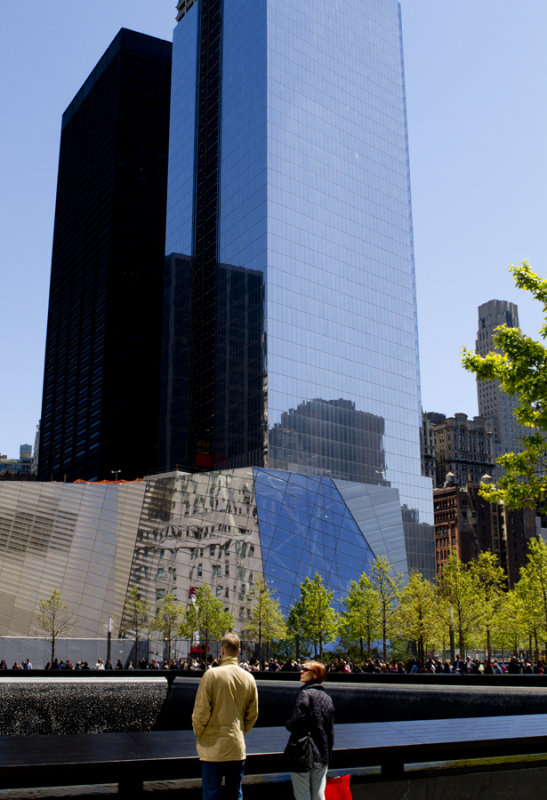 9 11 reflection 9/11: large's reflection the day after 9/11, annie and i were among the thousands of americans who were desperate to find if their friends or relatives were somehow miraculous survivors.