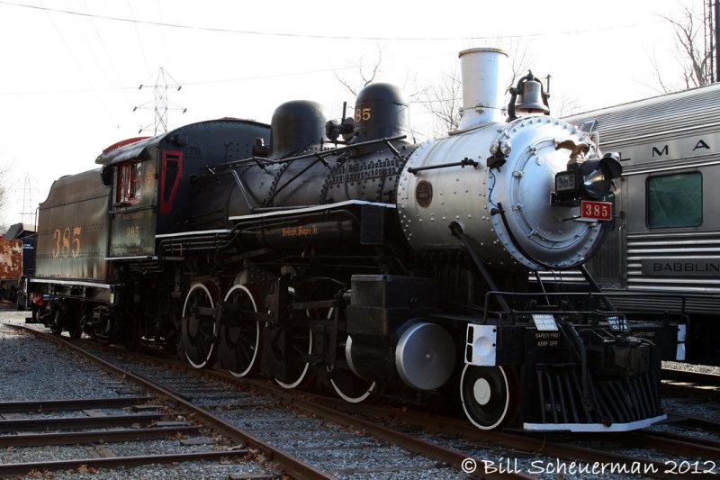 Southern Railway 2-8-0