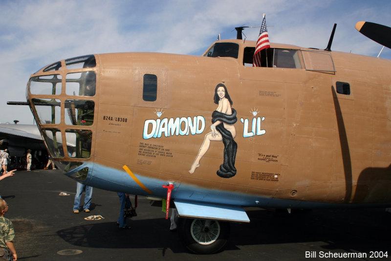 Diamond Lil B-24