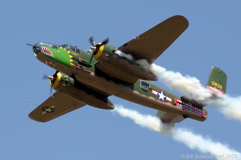 B-25 Warbird Digest Dragon