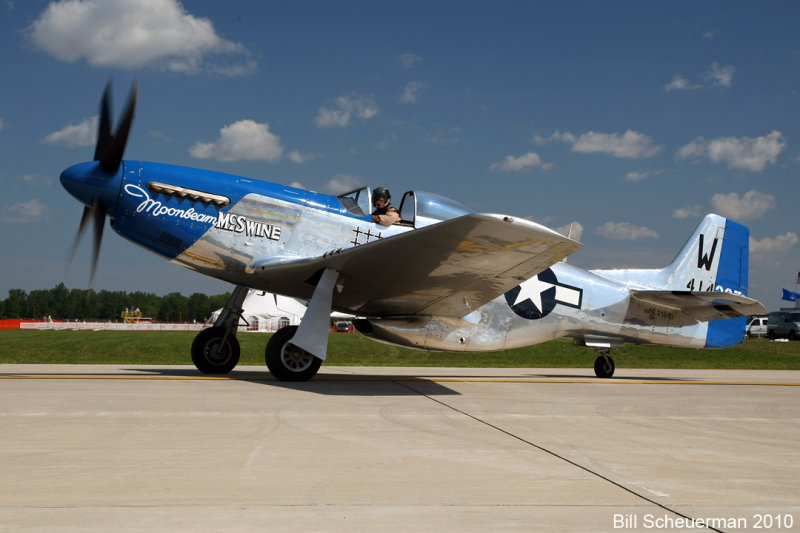 P-51 Moonbeam McSwine