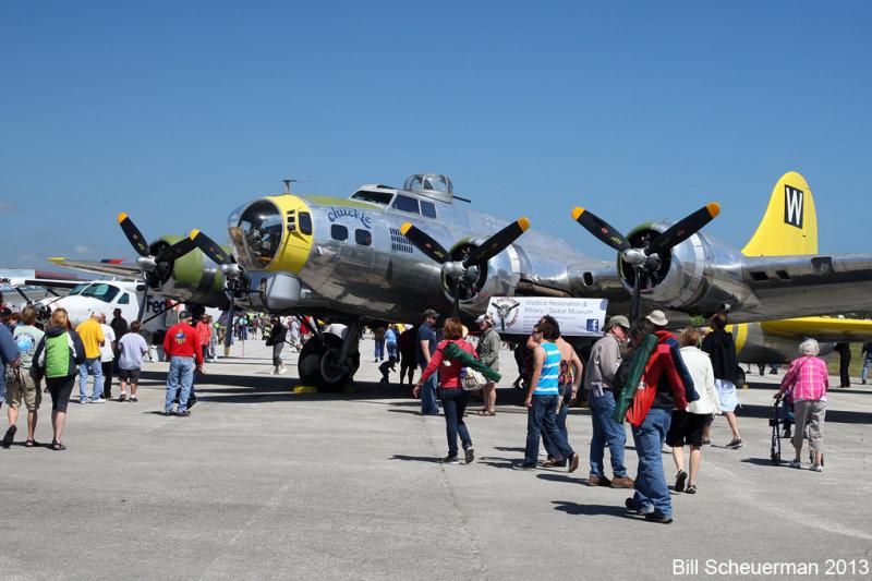 B-17 Chuckie