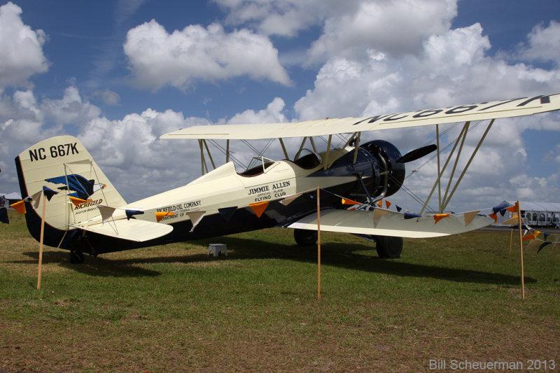 Sarah Wilsons Jimmie Allen Flying Club Stearman