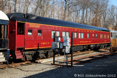 Virginia Rail Investment Pullman