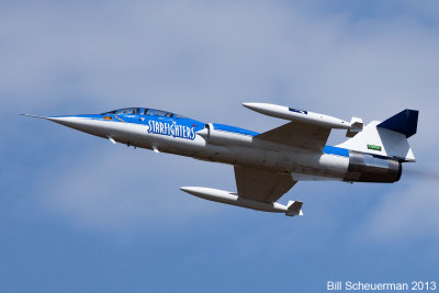 Starfighters F-104